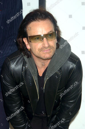 Stock Photo of Bono
