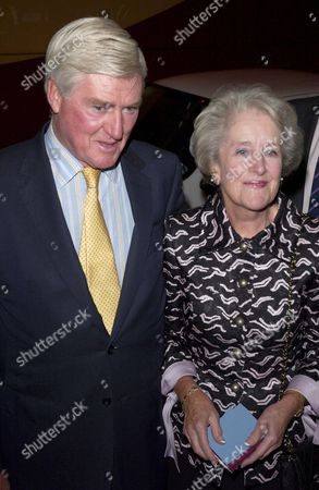 Cecil Parkinson and wife Anne