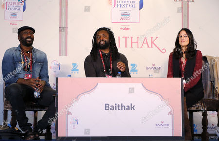 Editorial photo of Jaipur Literature Festival, India - 22 Jan 2016