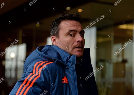 Steve Harper of Sunderland arrives at Stadium of Light during the Barclays Premier League match between Sunderland and Bournemouth played at Stadium of Light, Sunderland, on the 23rd January 2016