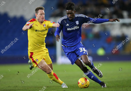Editorial image of Cardiff City v Rotherham United, Sky Bet Championship, Britain - 23 Jan 2016