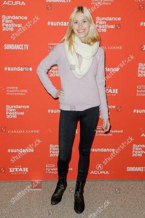 Editorial image of 'Tallulah' film premiere, Sundance Film Festival, Park City, Utah, America - 23 Jan 2016