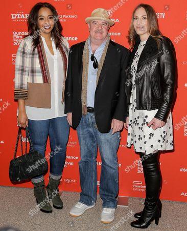 Kimberly Steward, Declan Baldwin, Lauren Beck