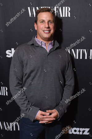 Stock Photo of President Global Marketing & Product Planning of STARZ Jeff Hirsch