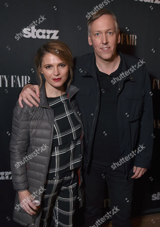 Amy Seimetz and Lodge Kerrigan