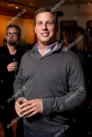 Stock Image of President Global Marketing & Product Planning of STARZ Jeff Hirsch