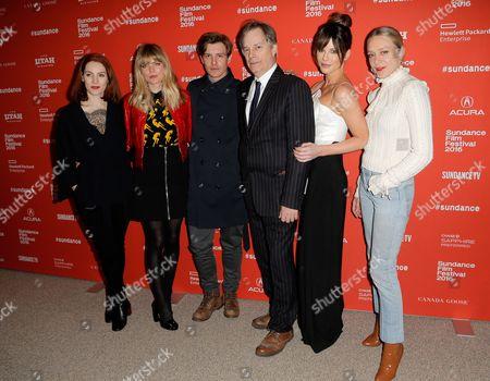 Kelly Campbell, Emma Greenwell, Xavier Samuel, Whit Stillman, Kate Beckinsale and Chloe Sevigny
