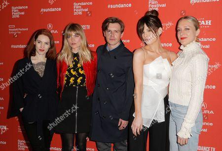 Kelly Campbell, Emma Greenwell, Xavier Samuel, Kate Beckinsale and Chloe Sevigny