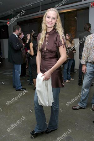 Editorial picture of SURFRIDER FOUNDATION PRESENTS 'ART FOR THE OCEANS', NEW YORK, AMERICA - 15 OCT 2005