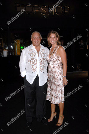 PHILIP GREEN WITH TANIA FOSTER BROWN