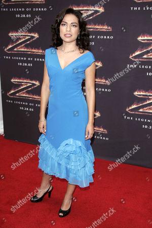 Stock Image of Giovanna Zacarias