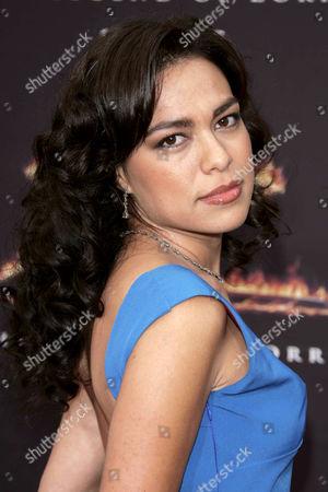 Stock Picture of Giovanna Zacarias