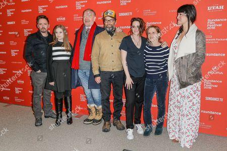 Editorial photo of 'Certain Women' film premiere, Sundance Film Festival, Park City, Utah, America - 24 Jan 2016