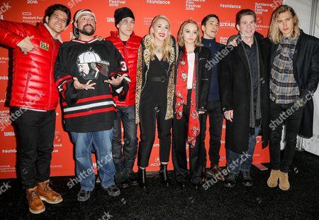 Tyler Posey, Kevin Smith, Jason Mewes, Harley Quinn Smith, Lily-Rose Melody Depp, Justin Long, Ralph Garman, Austin Butler