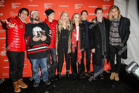 Tyler Posey, Kevin Smith, Jason Mewes, Harley Quinn Smith, Lily-Rose Melody Depp, Justin Long, Ralph Garman, Austin Butler