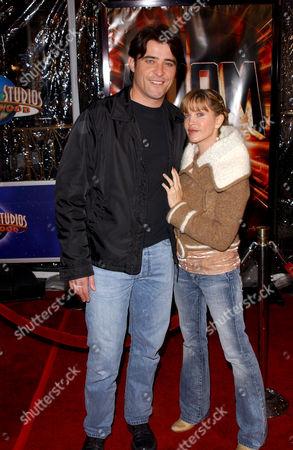 Goran Visnjic and Ivana Vrdoljak