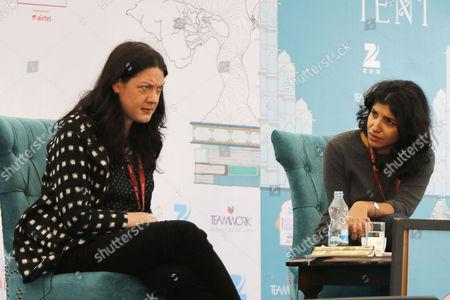 Editorial image of Jaipur Literature Festival, India - 24 Jan 2016