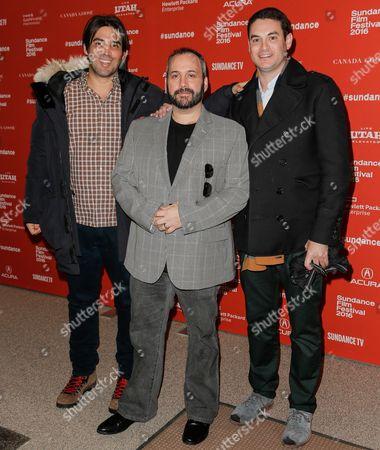 Kevin Turen, Aaron L. Gilbert, Jason Michael Berman