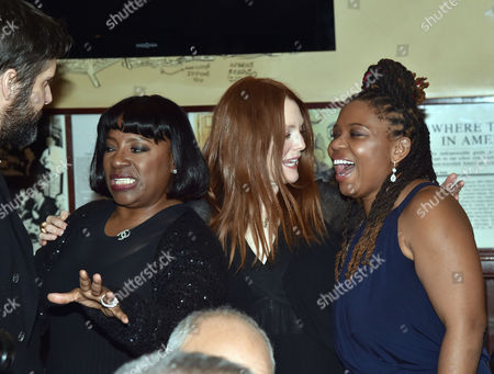LaTanya Richardson, Julianne Moore, Katori Hall