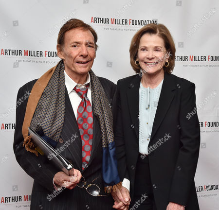Stock Picture of Ron Leibman, Jessica Walter