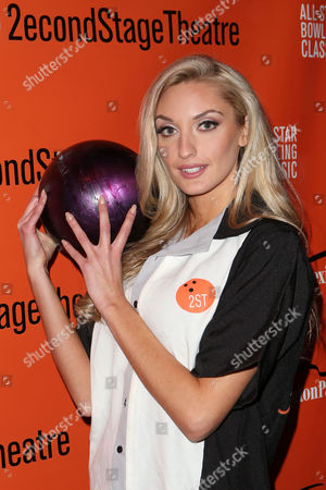 Editorial photo of Second Stage Theatre All-Star Bowling, New York, America - 25 Jan 2016