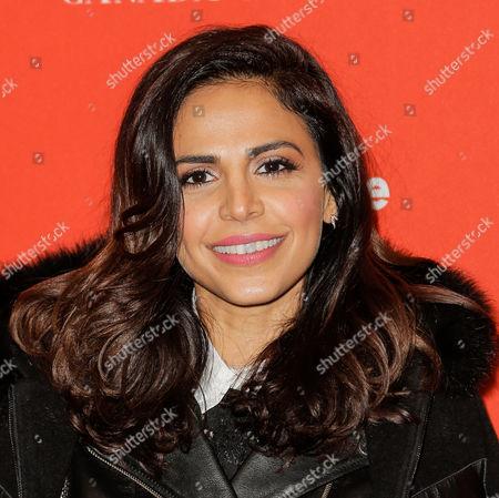 Stock Image of Azita Ghanizada