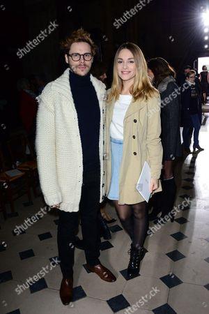 Jean-Baptiste Shelmerdine and Joy Esther