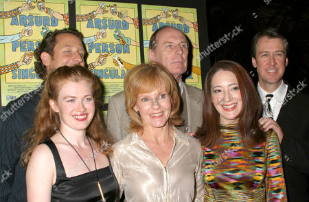 Editorial picture of 'ABSURD PERSON SINGULAR' PLAY OPENING NIGHT, NEW YORK, AMERICA - 18 OCT 2005