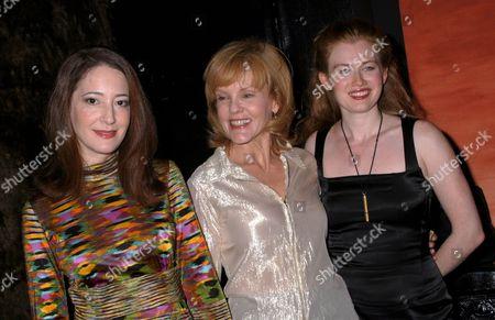 Clea Lewis, Deborah Rush, Mireille Enos