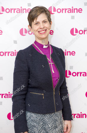 Stock Photo of Reverend Libby Lane