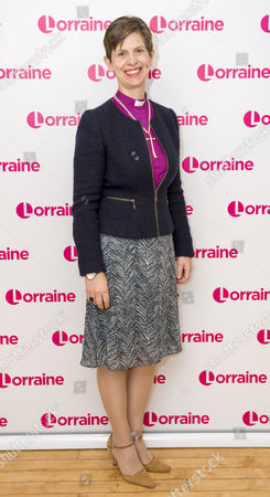 Editorial image of 'Lorraine' TV show, London, Britain - 26 Jan 2016