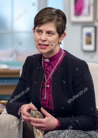 Editorial photo of 'Lorraine' TV show, London, Britain - 26 Jan 2016