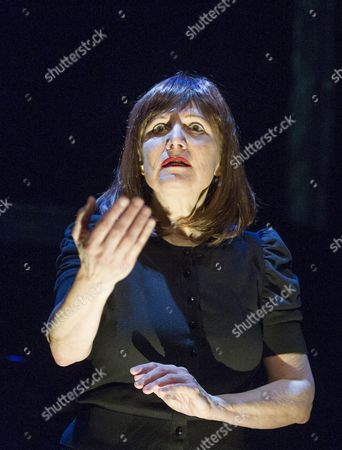 Editorial picture of 'The Pianist of Willesden Lane' Play performed at the St James Theatre, London UK, 21 Jan 2016