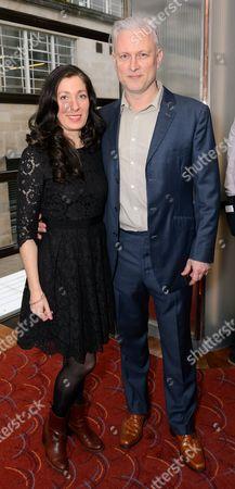 Anna Fleischle and husband