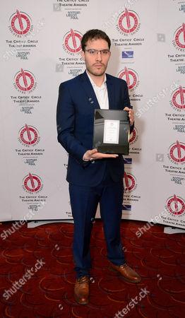Robert Icke Winner of Best Director for Oresteia