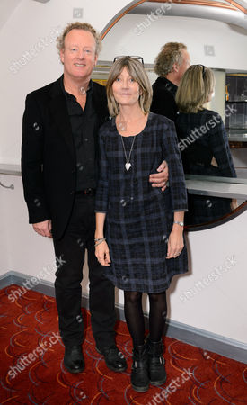 Howard Goodall and Val Fancourt (husband and wife)