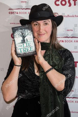 Frances Hardinge, Costa Children's Book Award Winner