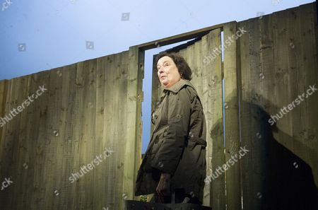 Linda Bassett as Mrs Jarrett