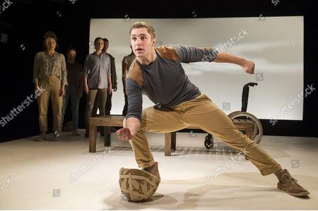 Phil Dunster as Arthur