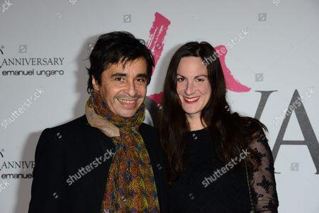 Ariel Wizman and his wife Osnath Assayag