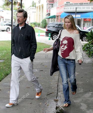 Gary Oldman and Ailsa Marshall