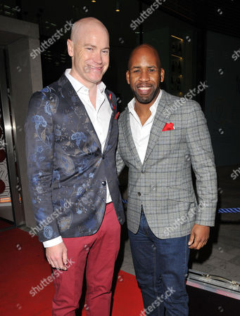Martin Williams and DJ Spoony