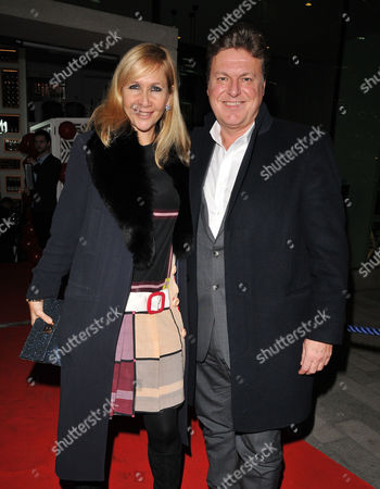 Tania Bryer and Rod Barker