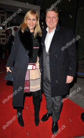 Editorial image of Terrence Higgins Trust gala dinner, London, Britain - 27 Jan 2016