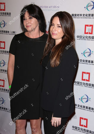 Shannen Doherty and Holly Marie Combs