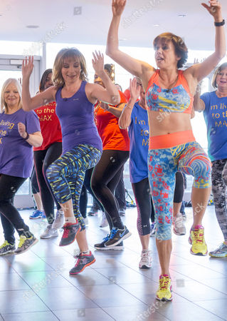 Living To The Max - Lorraine Kelly and Maxine Jones