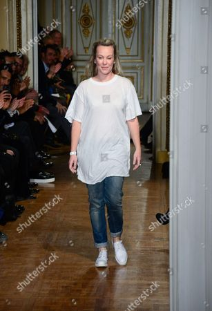 Editorial photo of Ilja show, Spring Summer 2016, Haute Couture, Paris Fashion Week, France - 27 Jan 2016