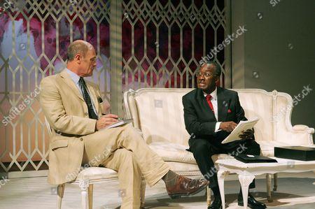 'Breakfast with Mugabe' - David Rintoul and Joseph Mydell