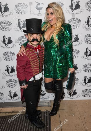 Editorial picture of Steam & Rye 2nd Birthday Party, London, Britain - 28 Jan 2016