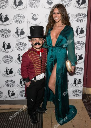 Editorial image of Steam & Rye 2nd Birthday Party, London, Britain - 28 Jan 2016